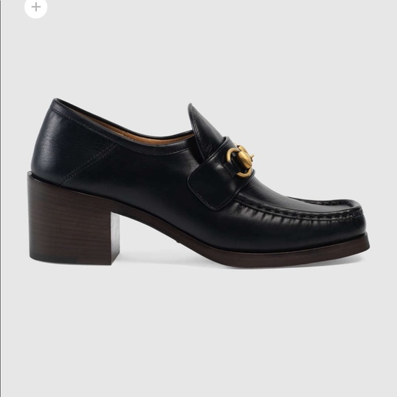 90d479da940 Gucci Shoes - Womens Gucci Vegas Black Leather Loafers Size 36!